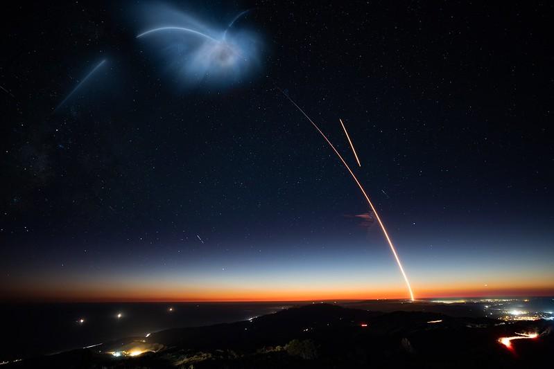 SAOCOM-1a SpaceX Vandenberg, CA