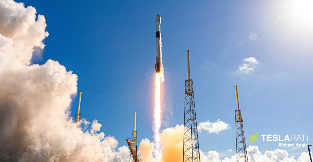 SpaceX go for Starlink launch, landing as ULA rocket delays persist