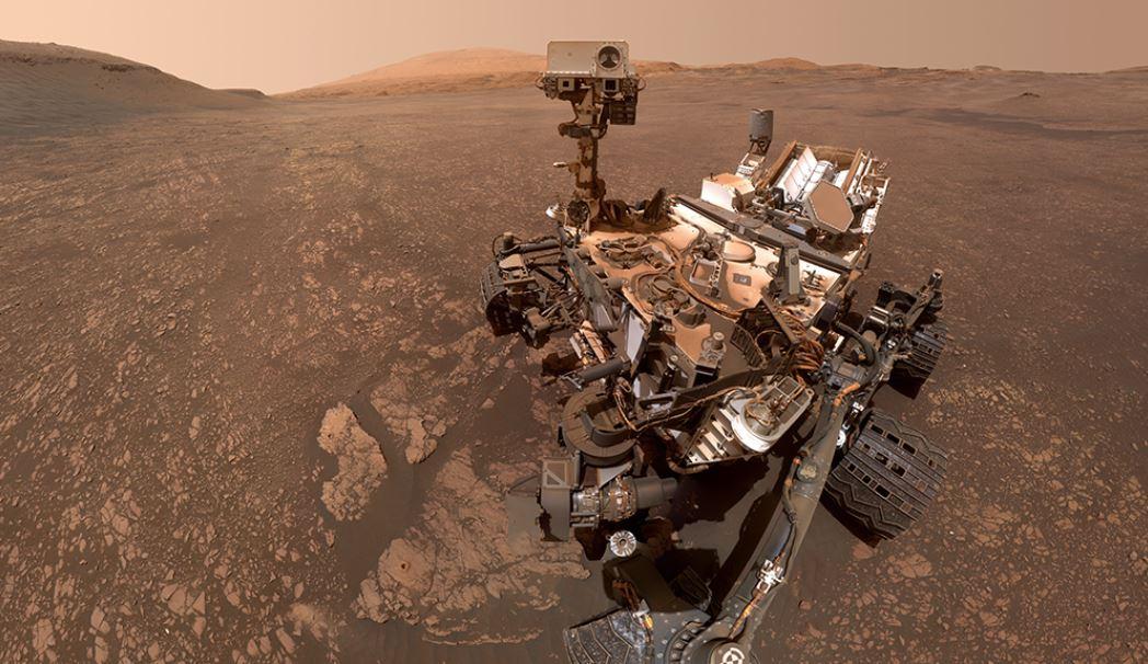 Curiosity-Rover-Mars