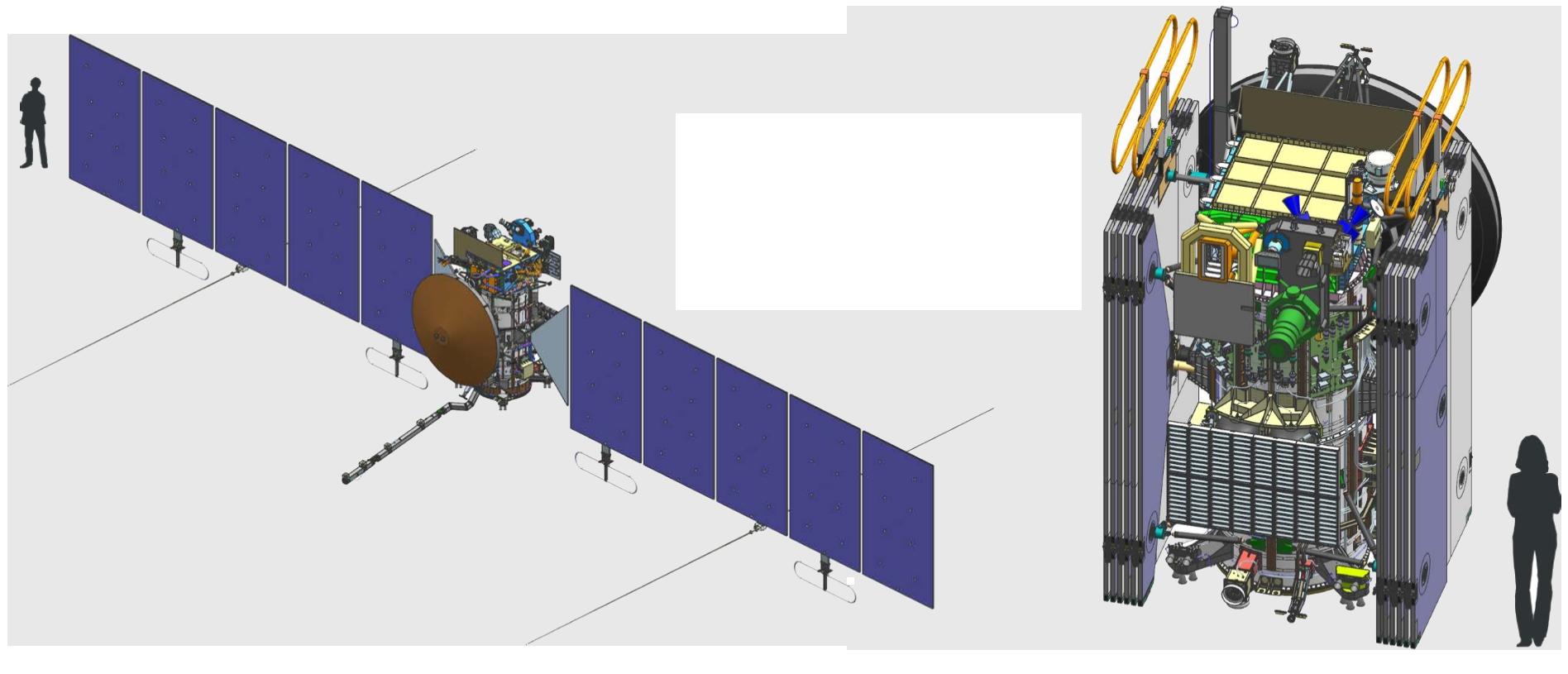 Europa Clipper render (NASA) 3