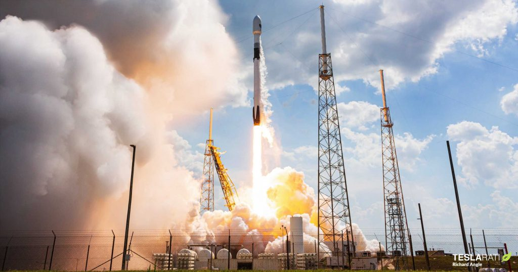 SpaceX to revive polar launch trajectory from Florida, a first in 60 years