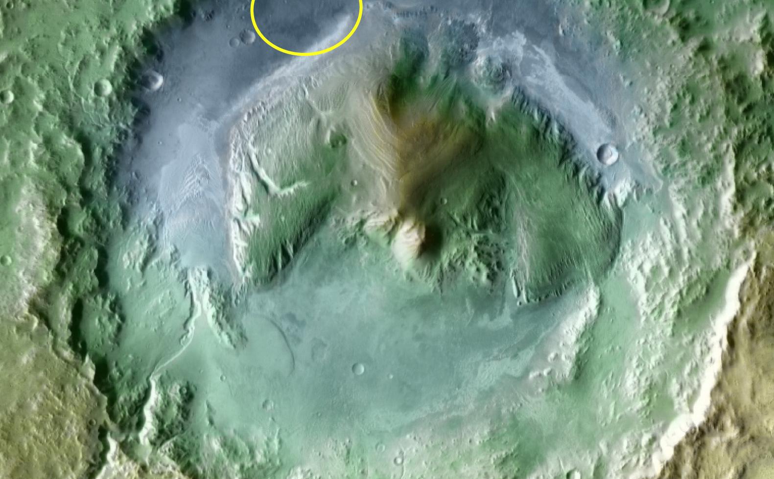 Gale-Crater-NASA