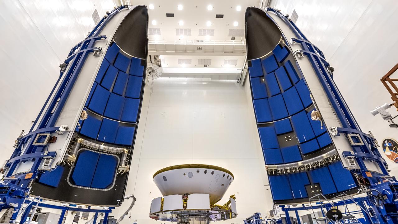 NASA-Mars-2020-Perserverance-Rover-encapsulation