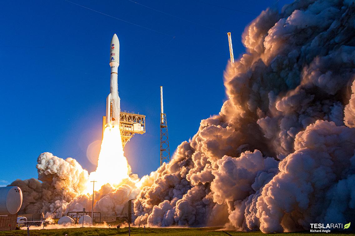 NASA Mars 2020 rover Perseverance Richard 6