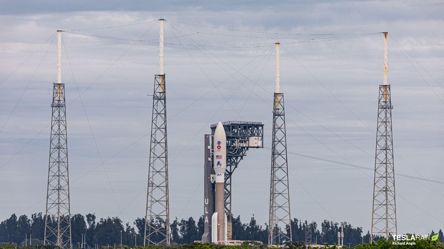 NASA-perseverance-mars-rover-rollout_Richard-Angle_teslarati-