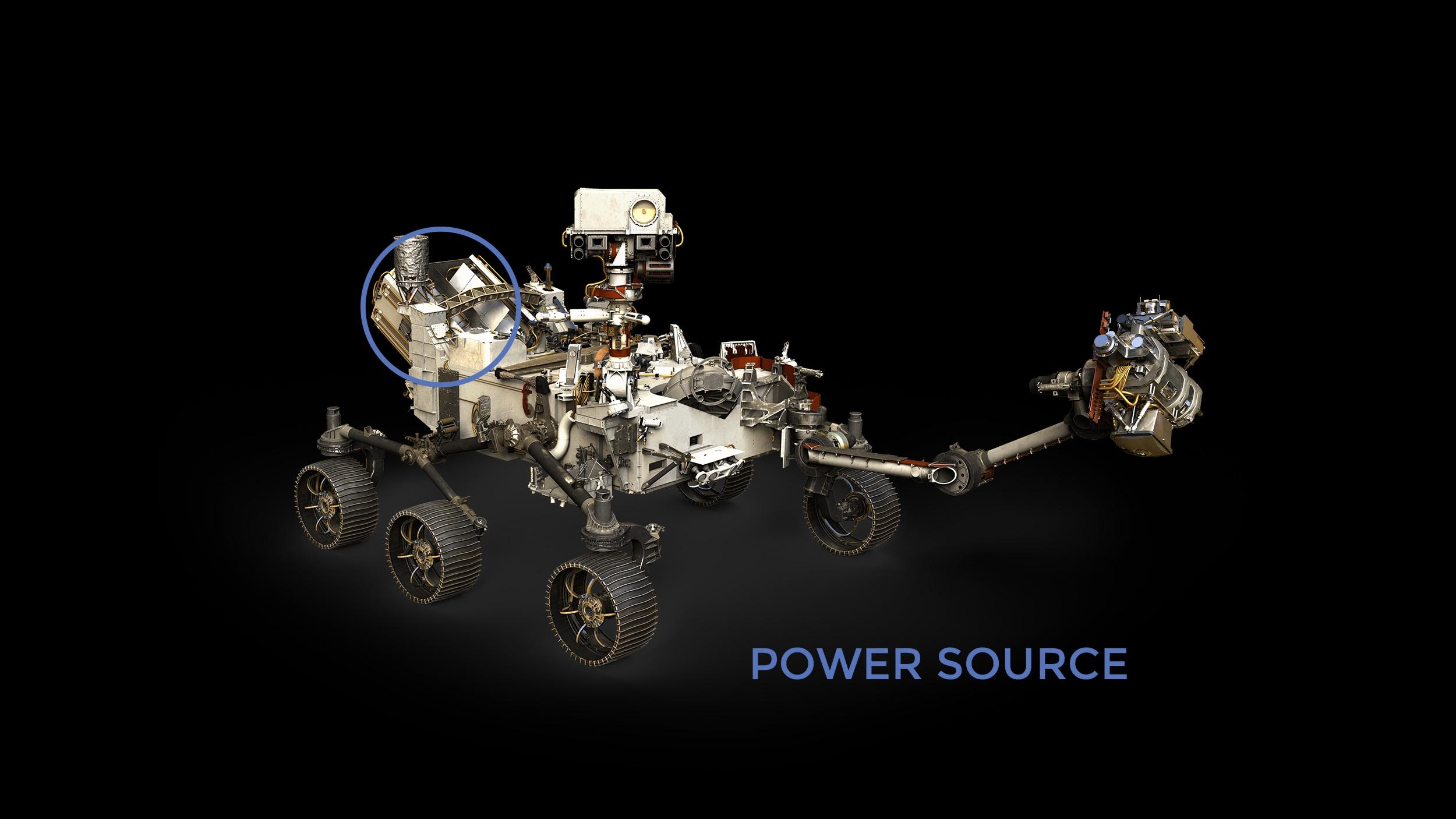 Perseverence-Power-NASA