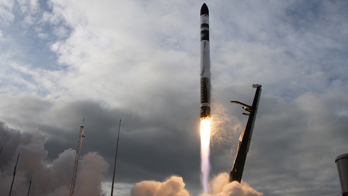 Rocket Lab Electron Flight 13 Pics or it Didn't Happen2