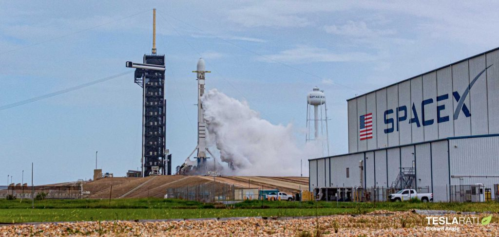 SpaceX Starlink launch scheduled day before ULA NASA Mars mission