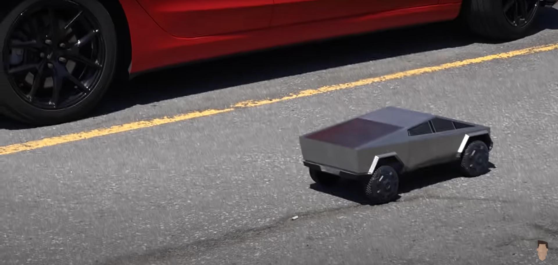 Tesla-cybertruck-model-3