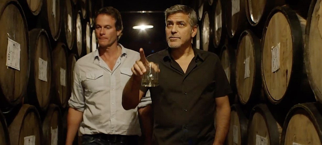 Elon Musk looks to take a bite out of George Clooney's side business Casamigos-george-clooney-tequila