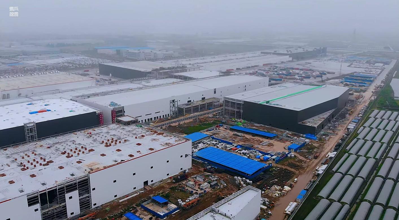 Tesla ramps installation of Model Y production equipment in Giga Shanghai