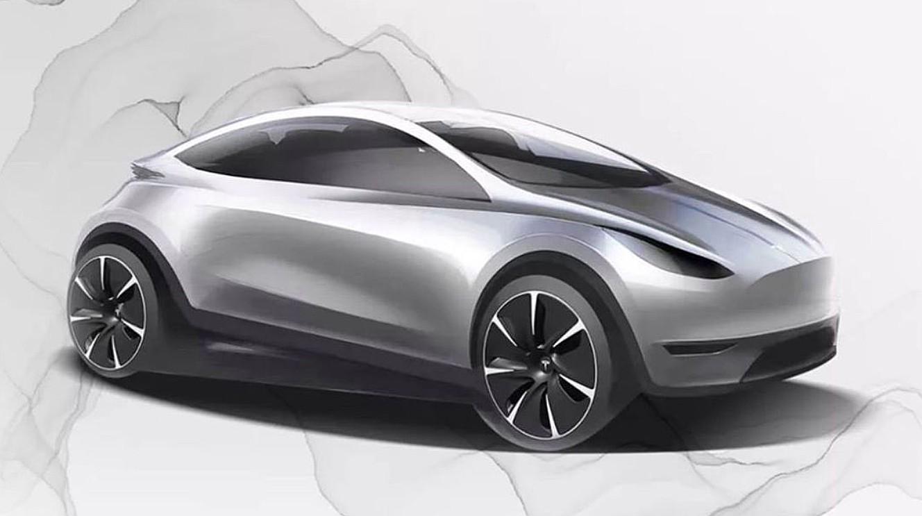 tesla-compact-car