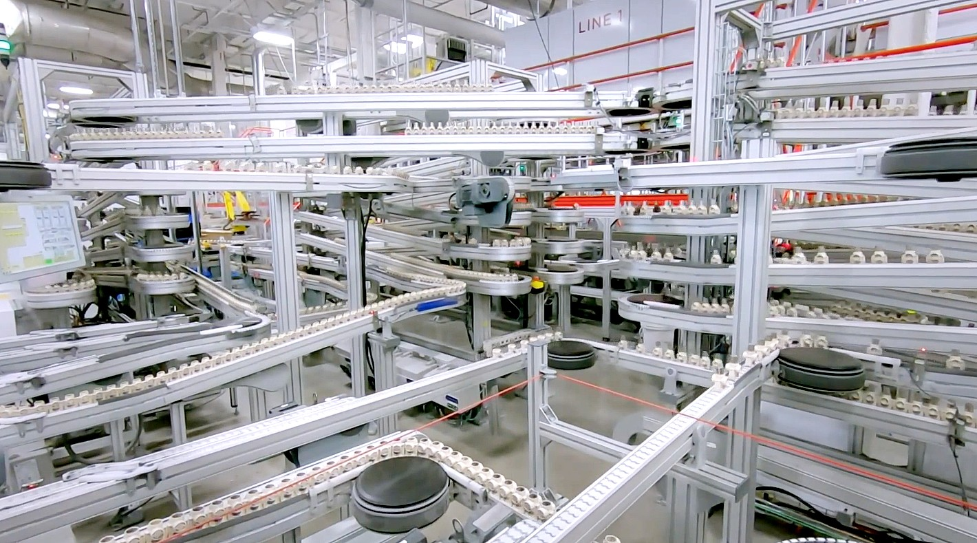 Tesla goes deep inside Giga Nevada in rare showcase of battery cell production line