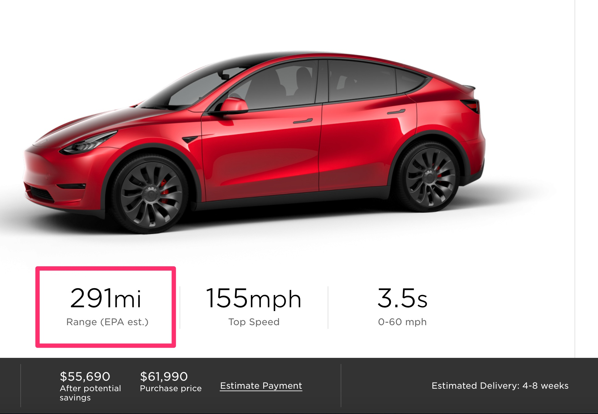 Tesla lowers Model Y price to $51,190, raises price on Autopilot