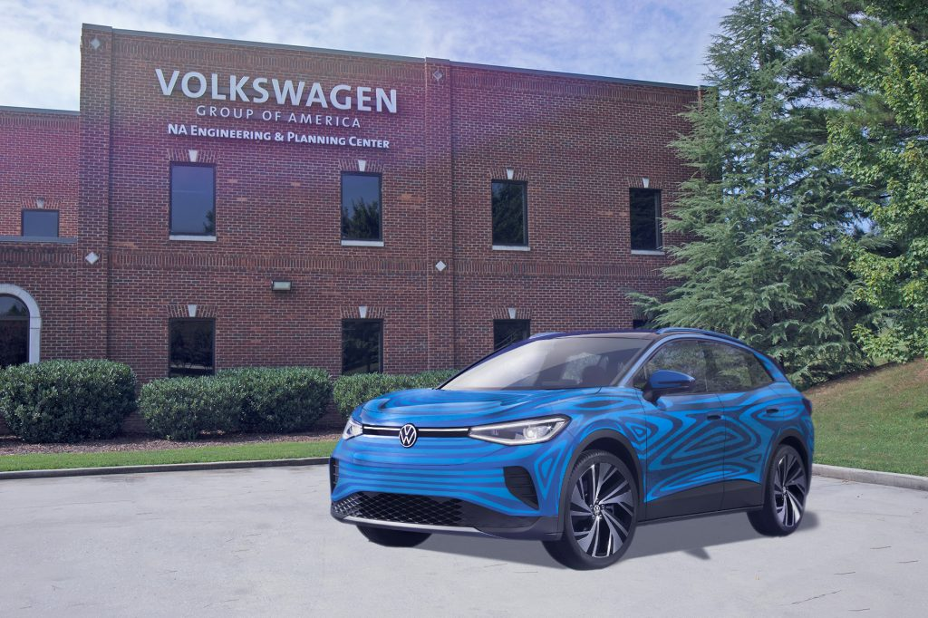 Volkswagen to build in-house battery cells in new U.S. EV facility