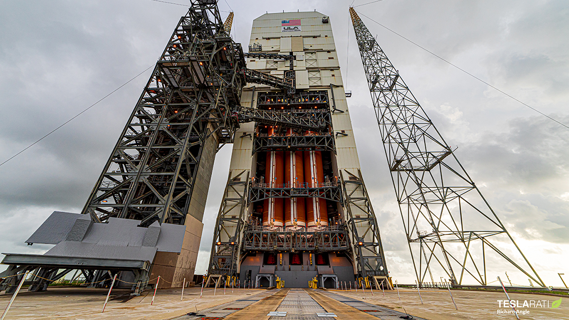 Richard Angle ULA Delta IV Heavy 1