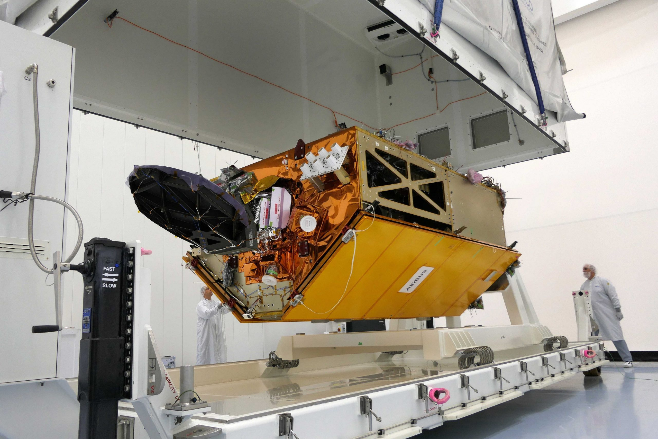 Sentinel 6A completed 090319 (Airbus) 1