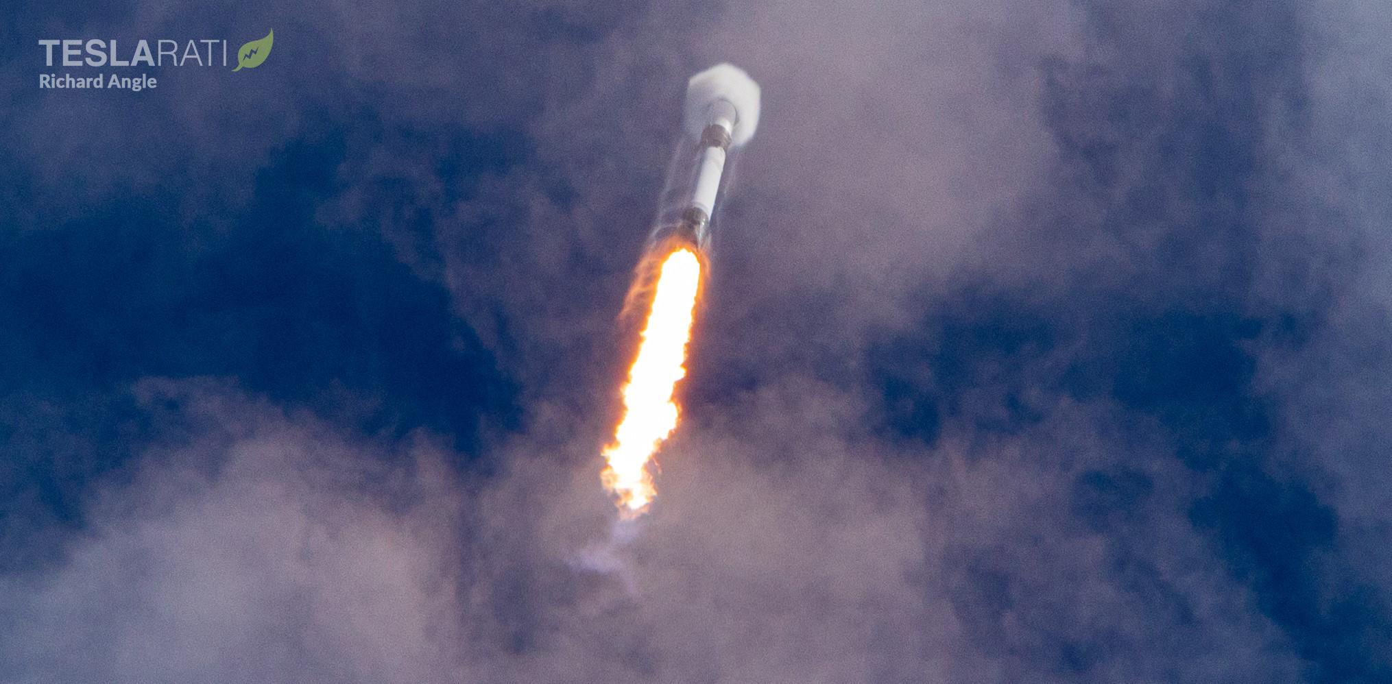 Starlink-10 SkySat Falcon 9 B1049 081820 (Richard Angle) launch 2