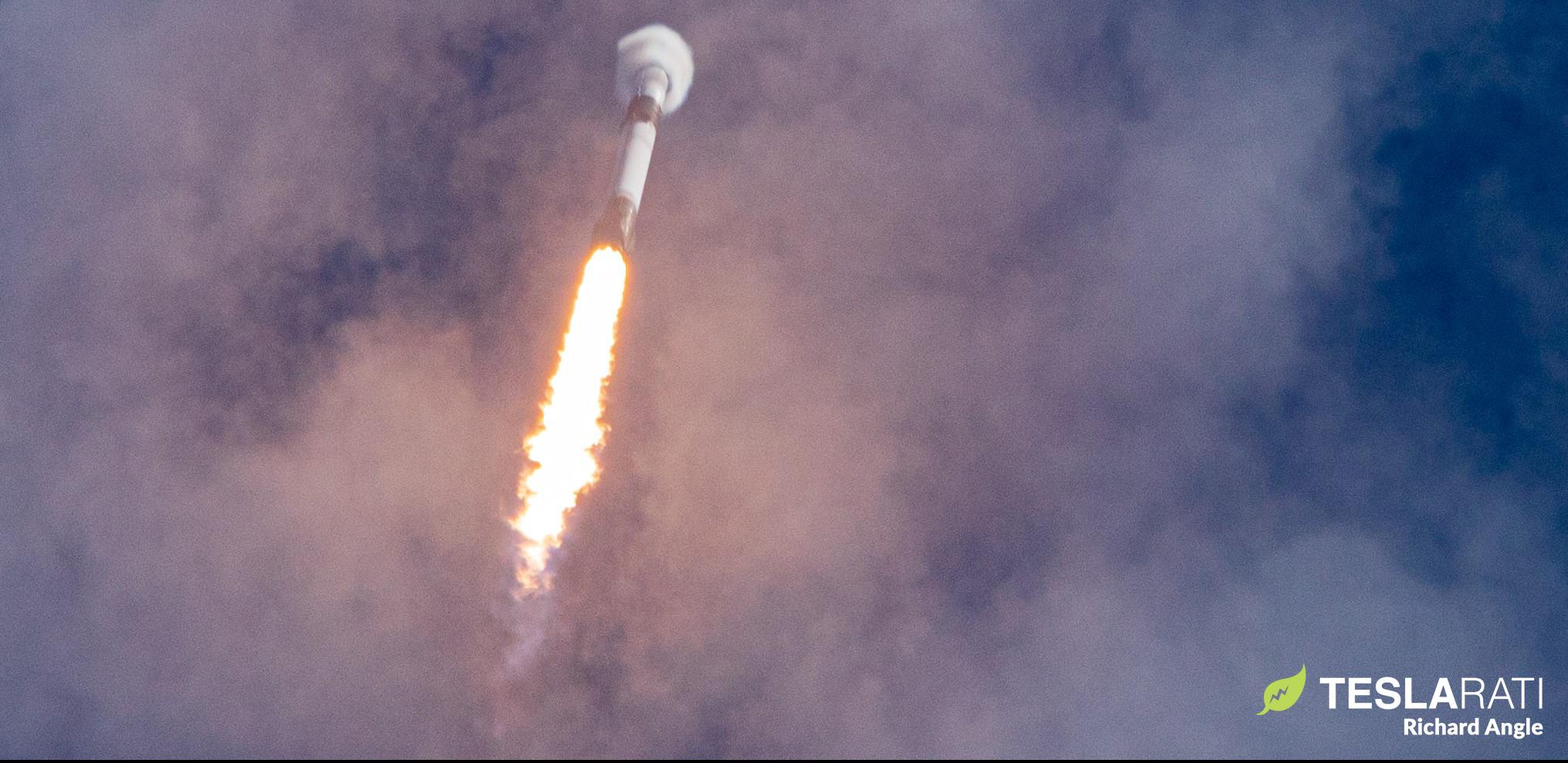 Starlink-10 SkySat Falcon 9 B1049 081820 (Richard Angle) launch 3