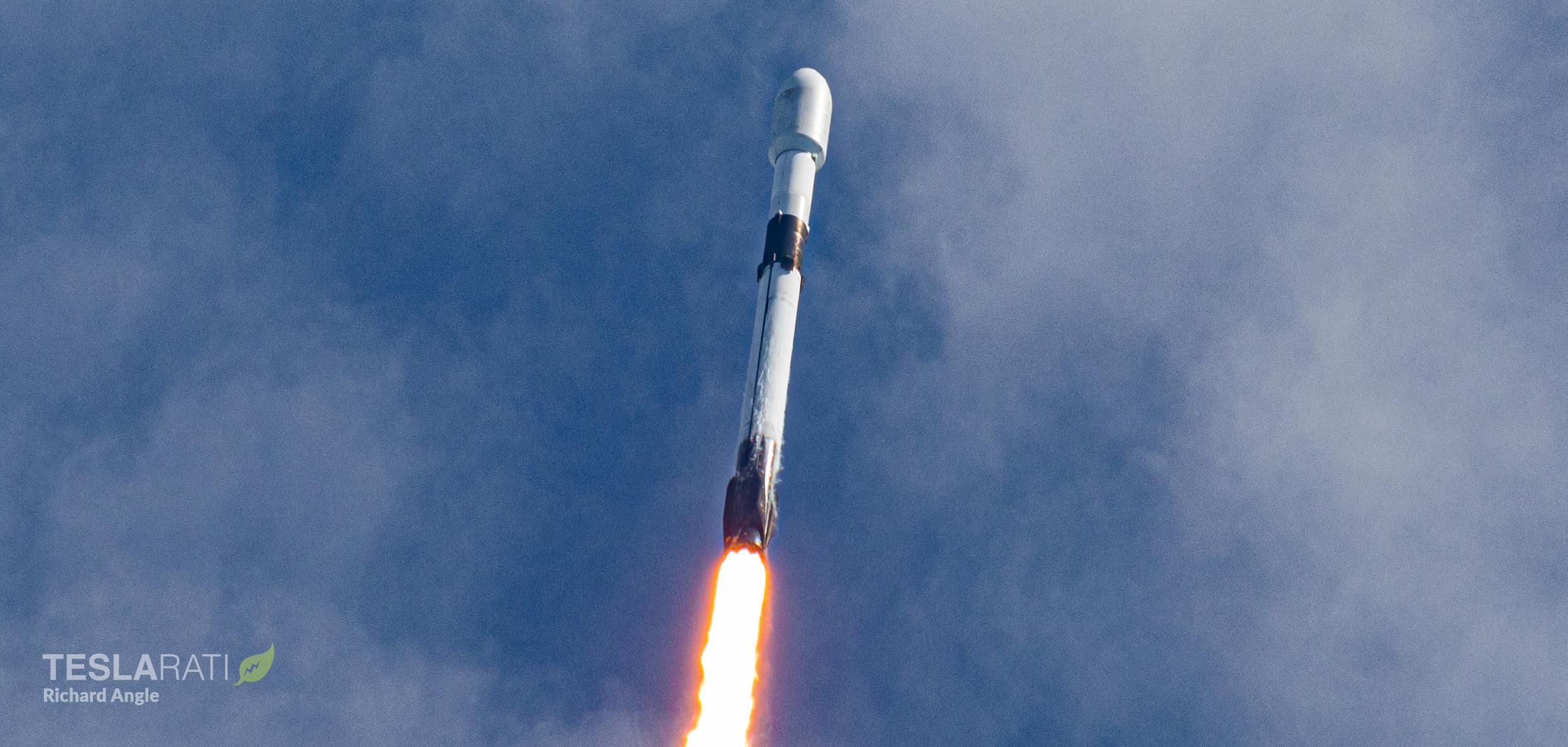 Starlink-10 SkySat Falcon 9 B1049 081820 (Richard Angle) launch 4 crop