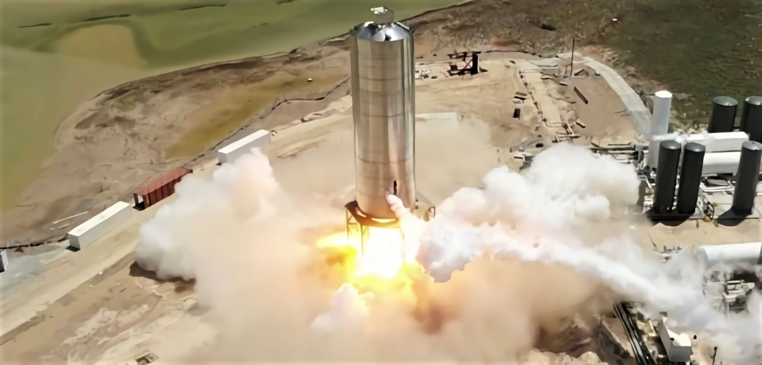 SpaceX Starship hop debut aborted at the last second by Raptor engine - Teslarati