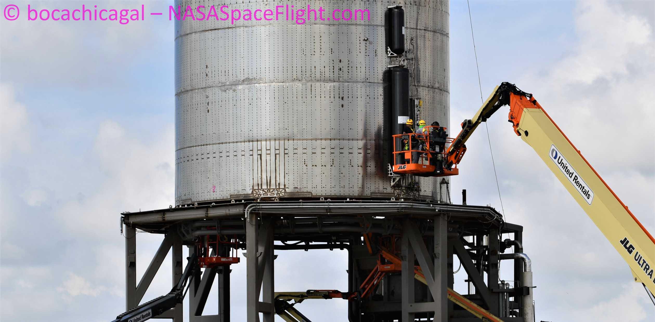 Starship Boca Chica 080120 (NASASpaceflight – bocachicagal) SN5 1 crop (c)