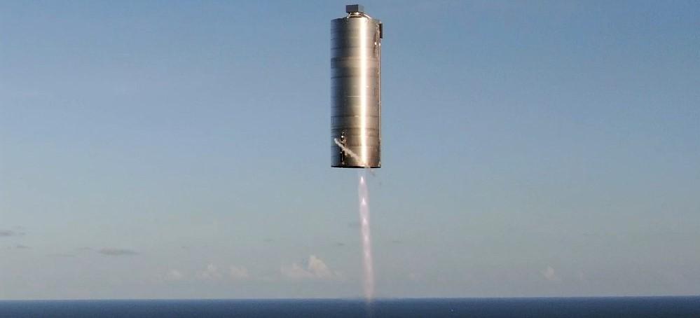 Starship SN5 hop debut 080420 (SpaceX) 3 crop 2