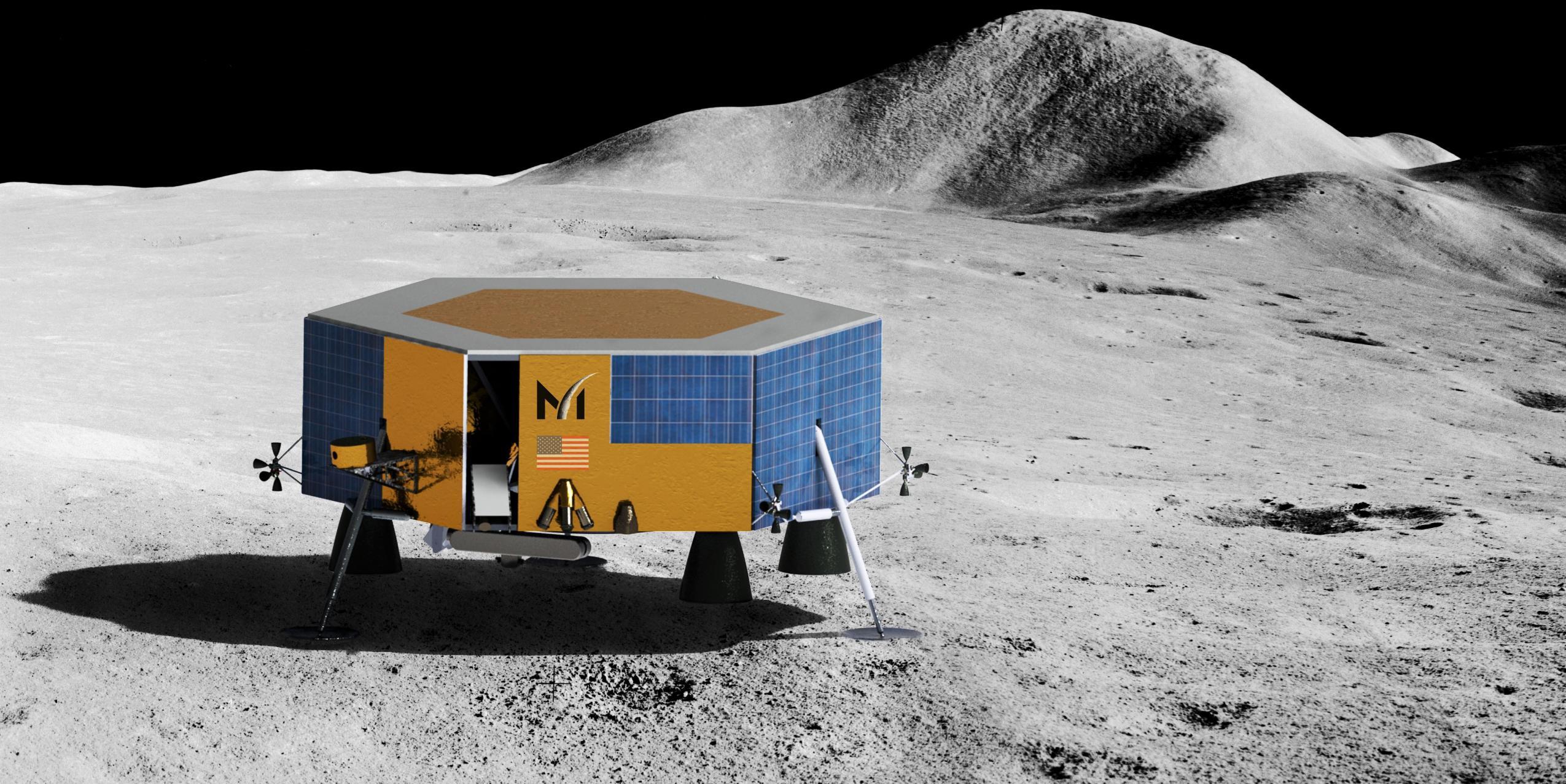 XL-1 lunar lander CLPS (Masten Space) 1 crop (c)