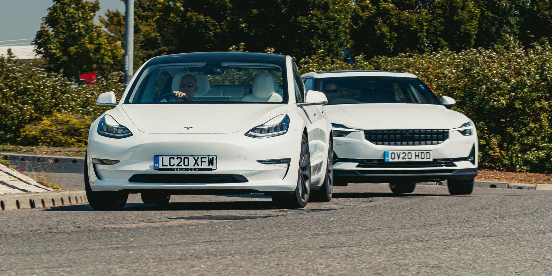 tesla-model-3-vs-polestar-2-top-gear