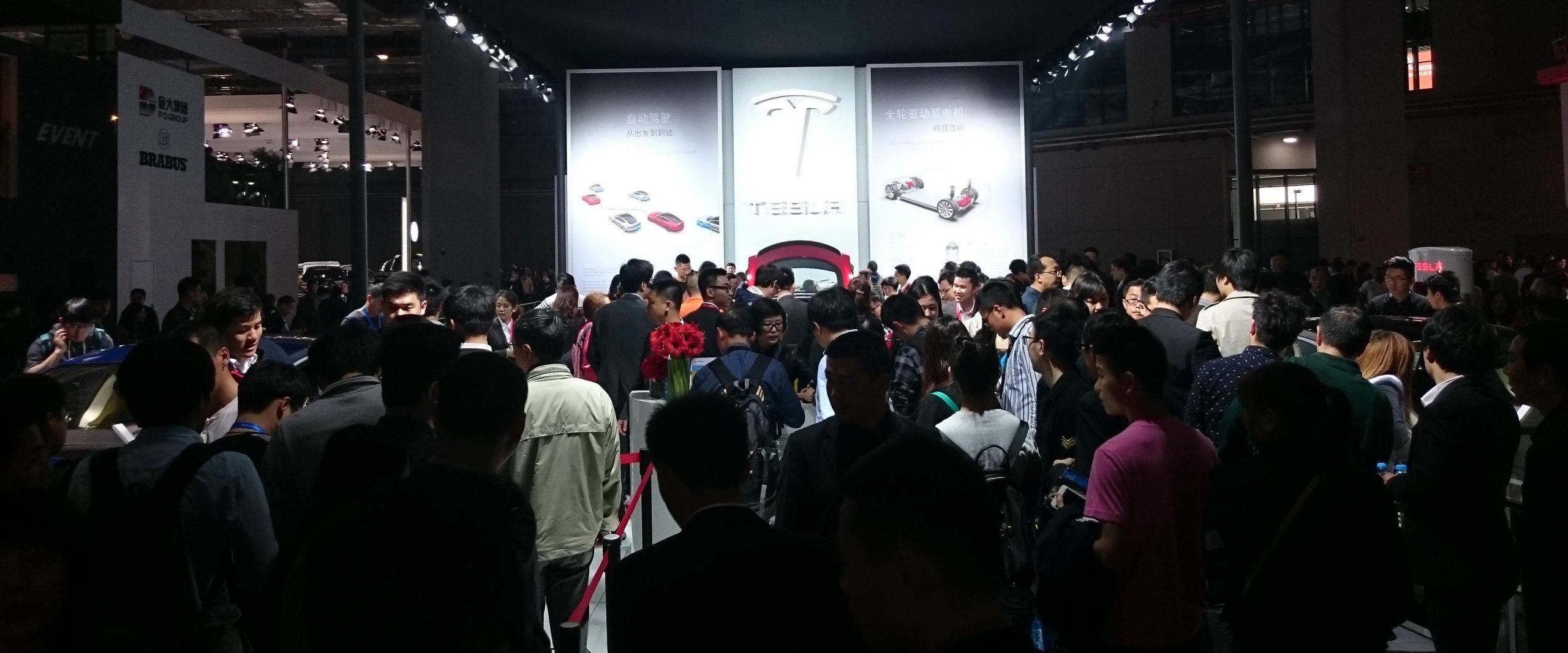 tesla-shanghai-fans