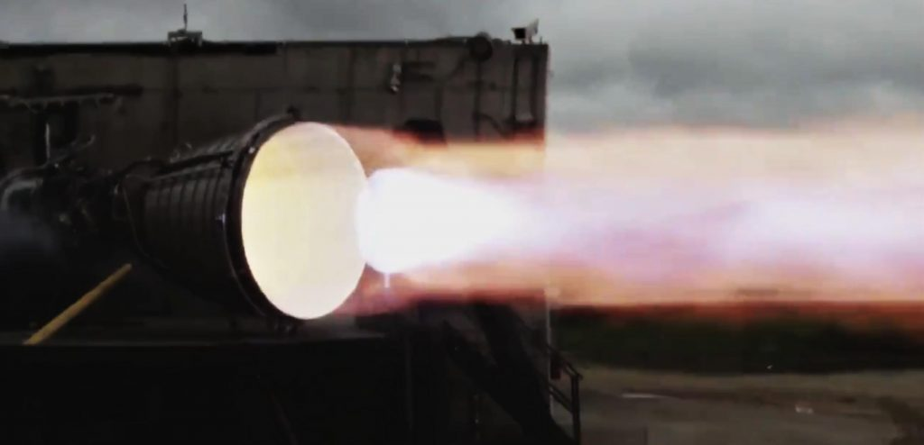 SpaceX's first orbital Starship engine just breathed fire