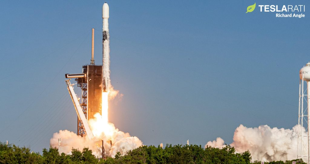 SpaceX's next two Falcon 9 launch dates set in late September