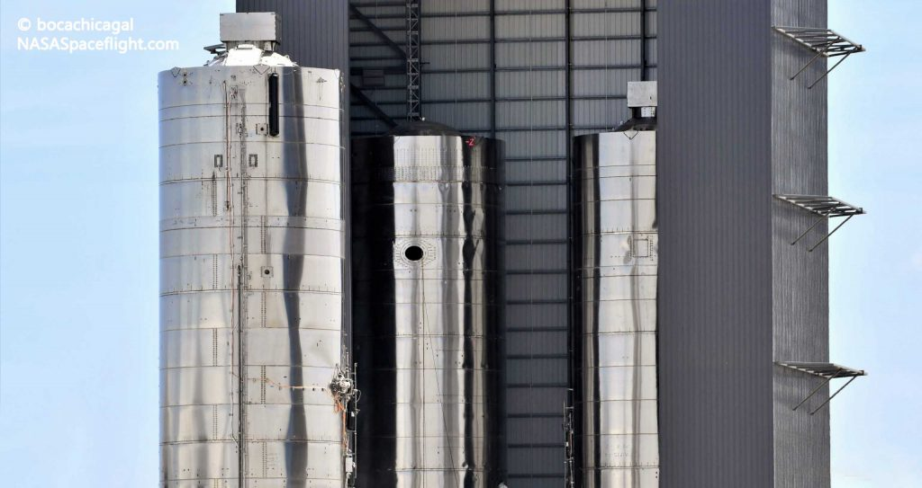 SpaceX Starship factory overflowing with new and flight-proven rockets