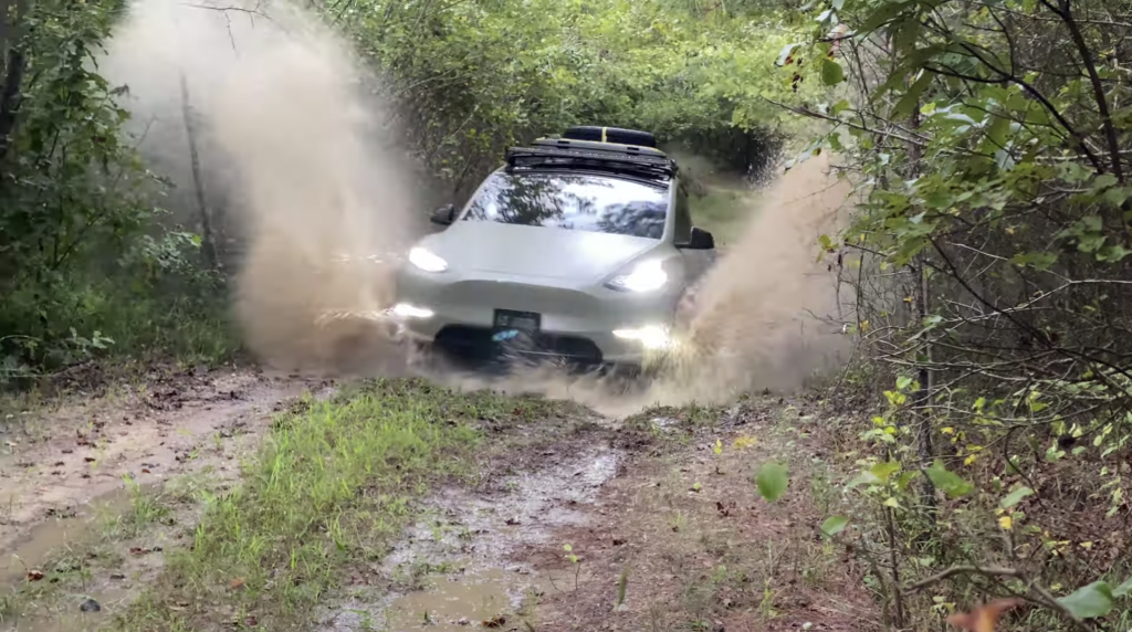 Tesla Model Y takes the ultimate off-road challenge...and wins