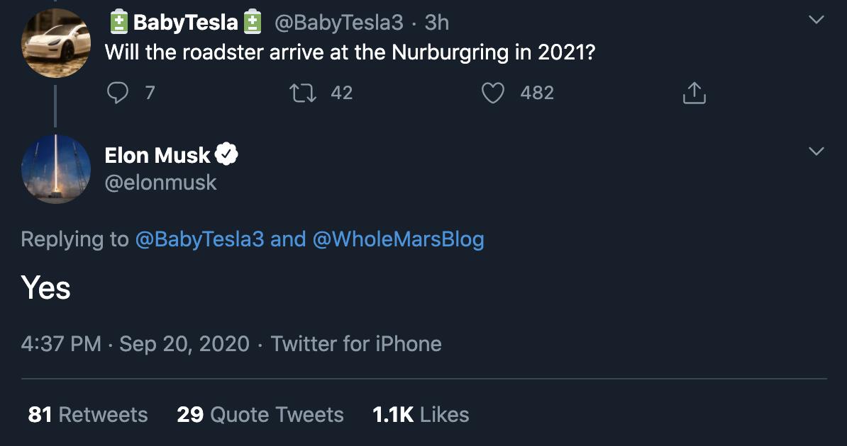 tesla-musk-roadster-nurburgring-2021