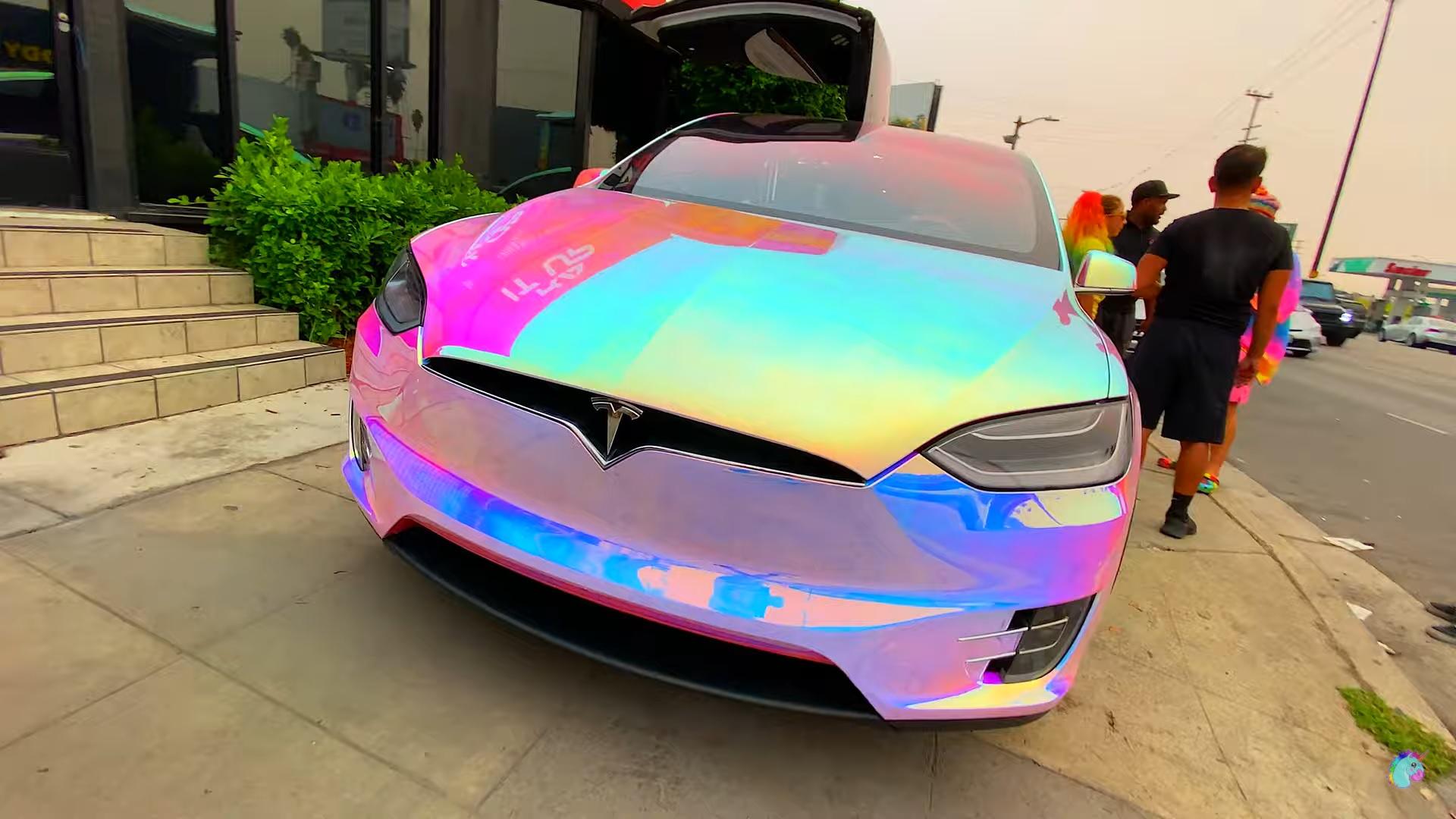 unicorn-tesla-wrap