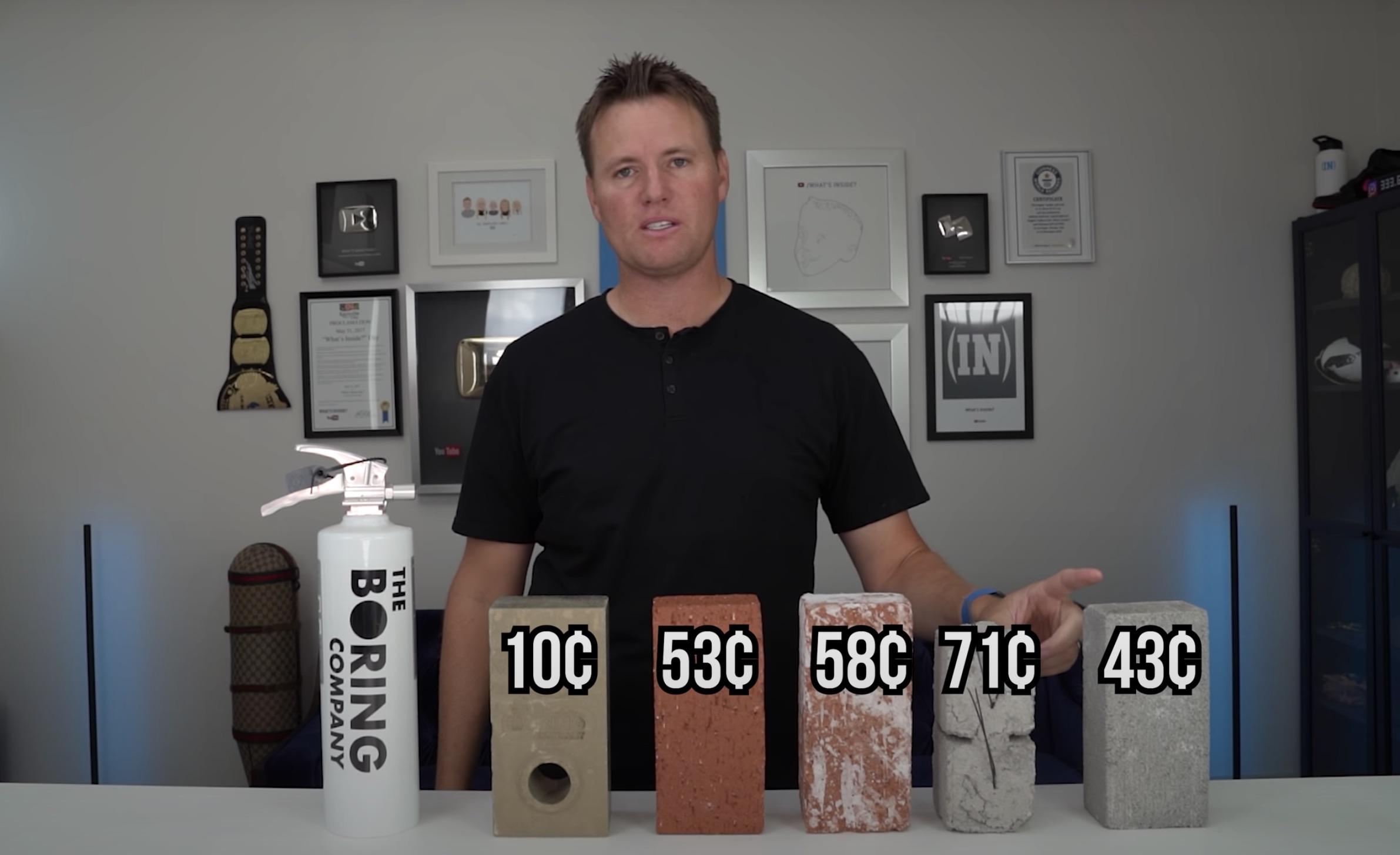 Boring-Brick-Durability-Test