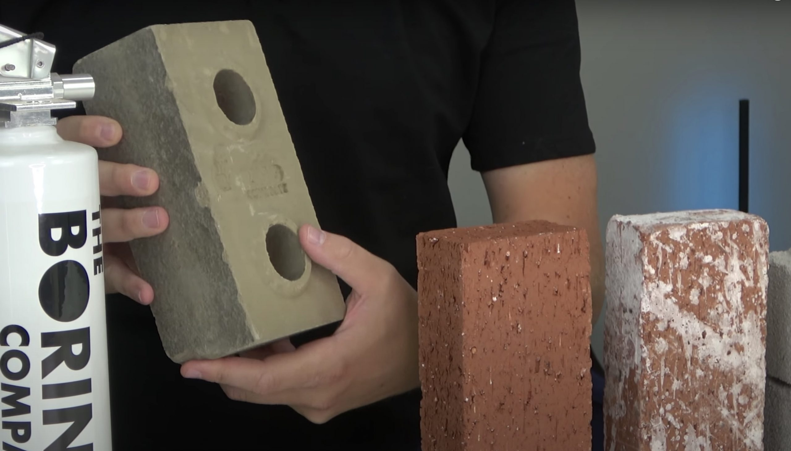 Boring-Company-brick-durability-test