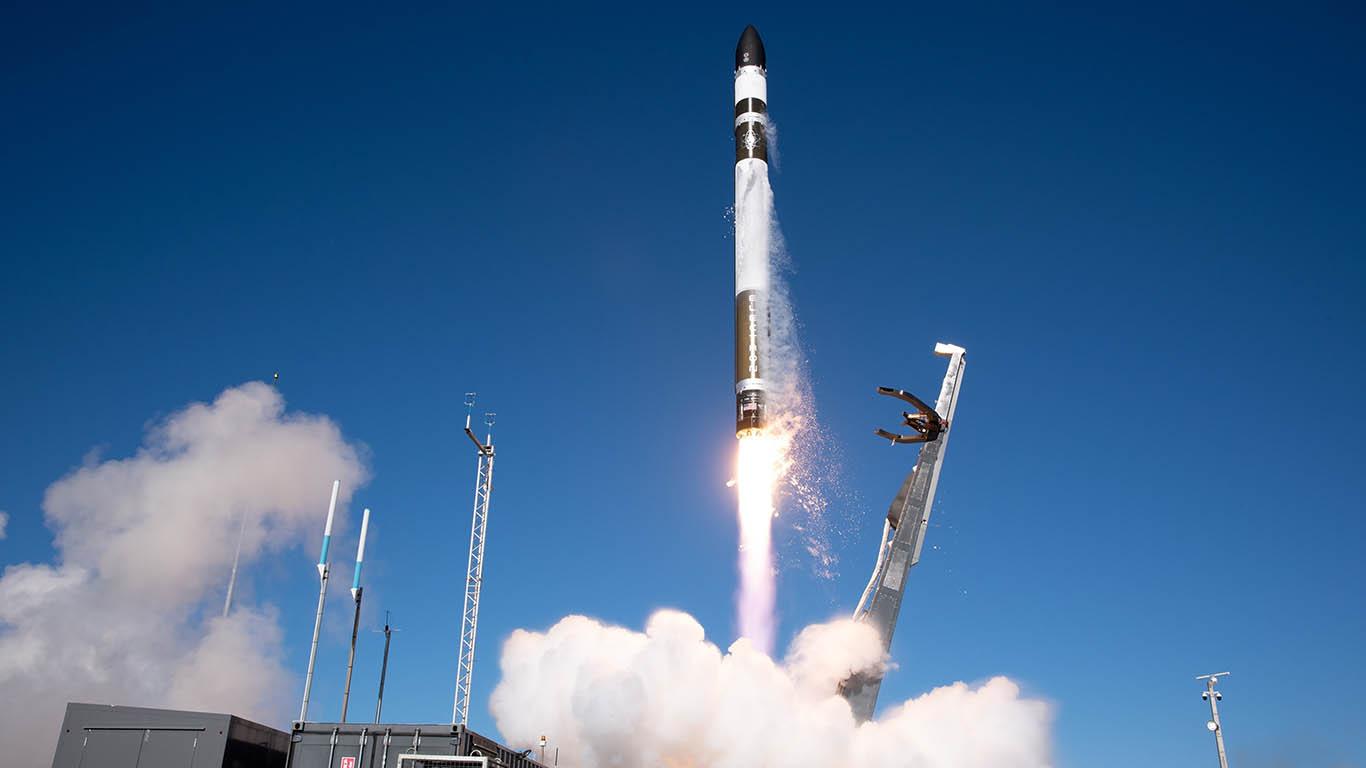Rocket Lab Electron LC-1