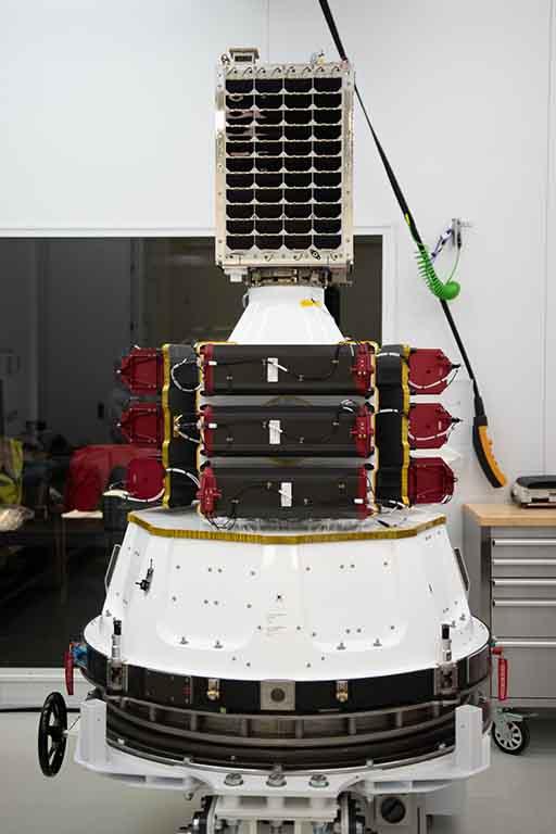 Rocket Lab rideshare payload kickstage