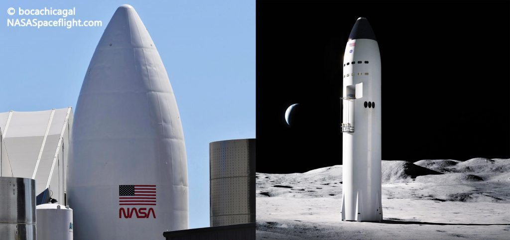 SpaceX eyes multiple Starship lunar landings before first NASA Moon mission