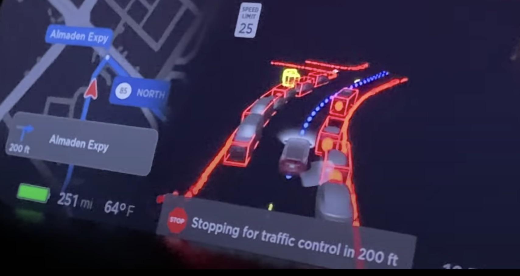 Tesla-Full-Self-Driving-real-world-test