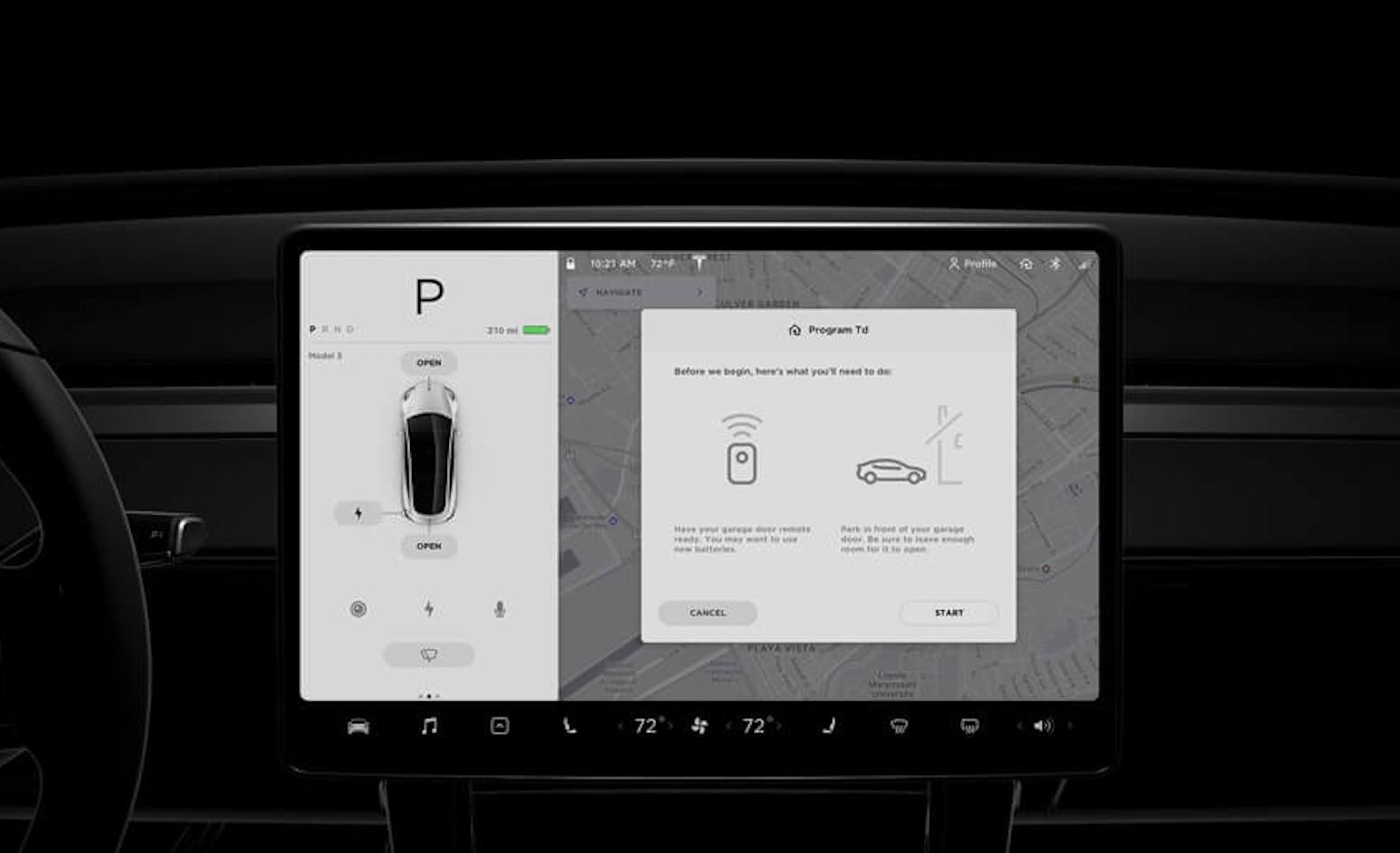Tesla-Homelink-2020.40-update