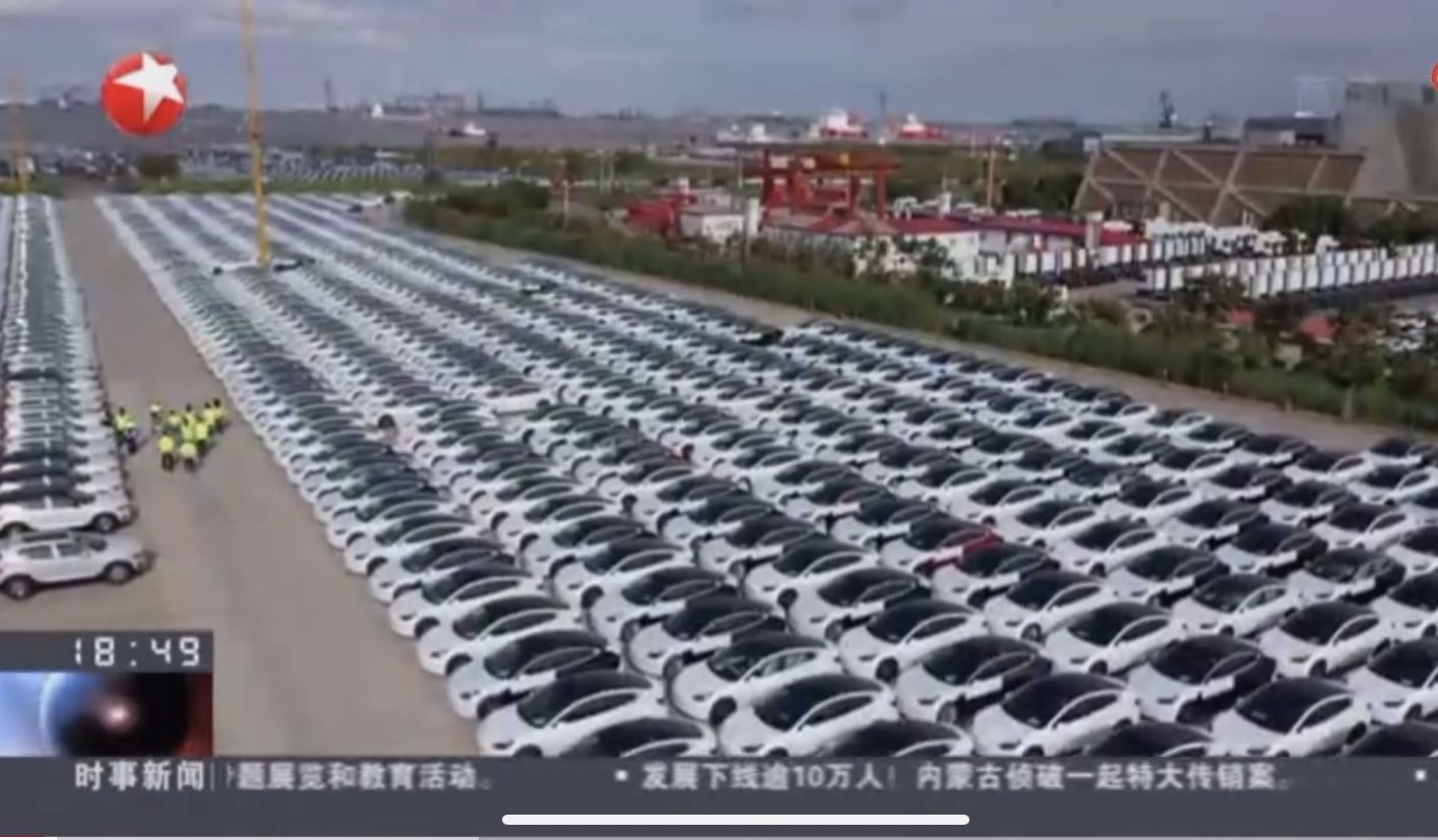 Tesla-Model-3-export-Europe-Gigafactory-Shanghai