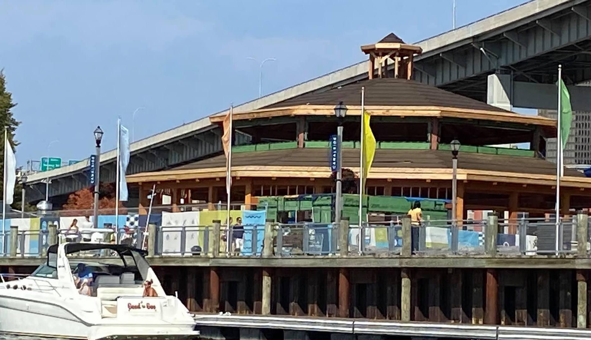 Tesla-solar-roof-Buffalo-Heritage-Carousel