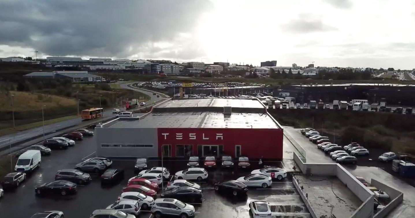 tesla-supercharger-iceland