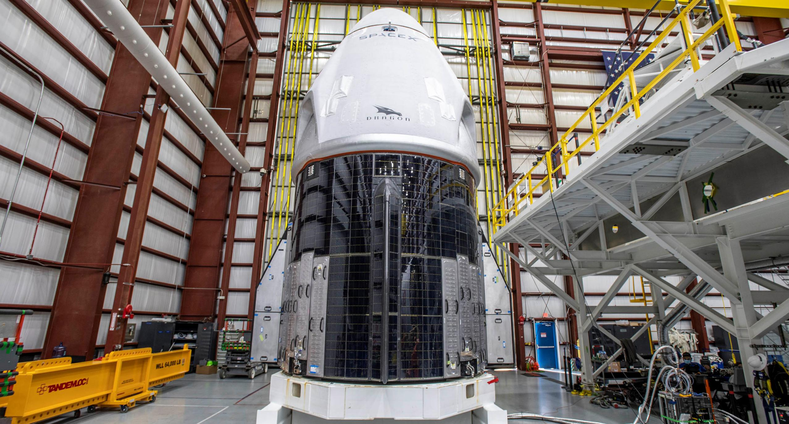 Crew-1 Crew Dragon C207 39A 110520 (SpaceX) 1 crop (c)