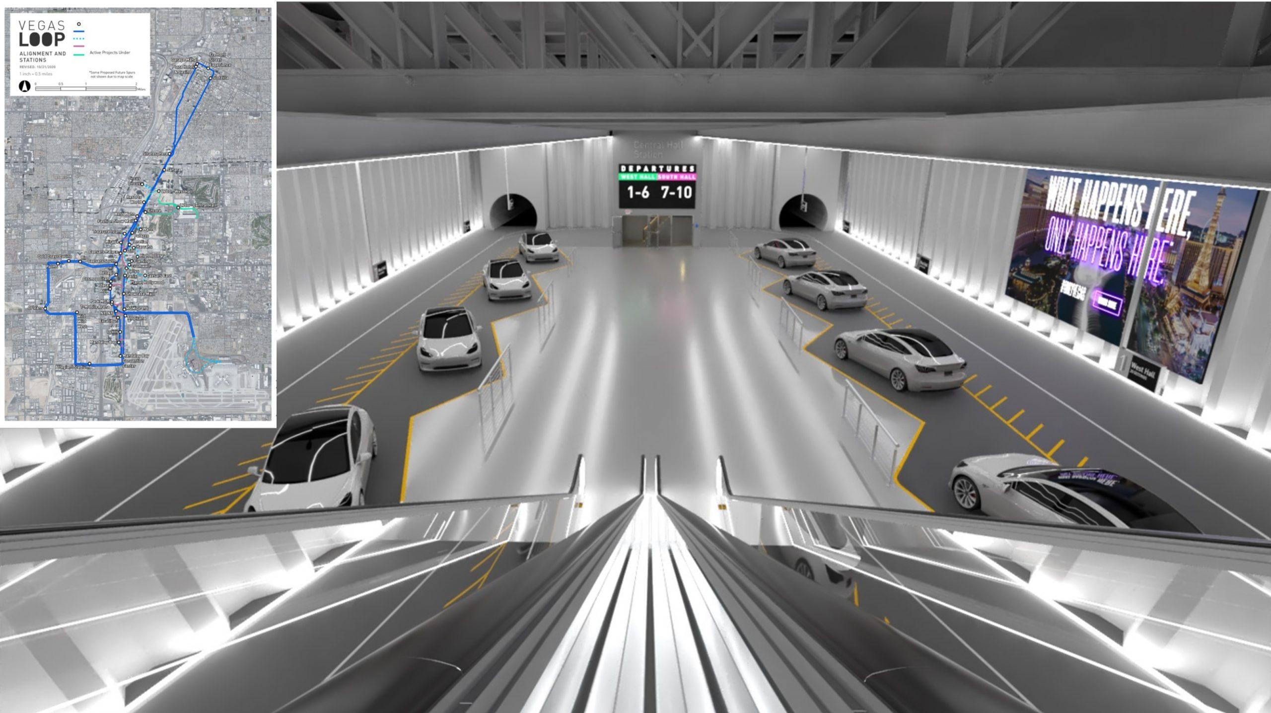 Elon-Musk-Boring-Company-Las-Vegas-Loop