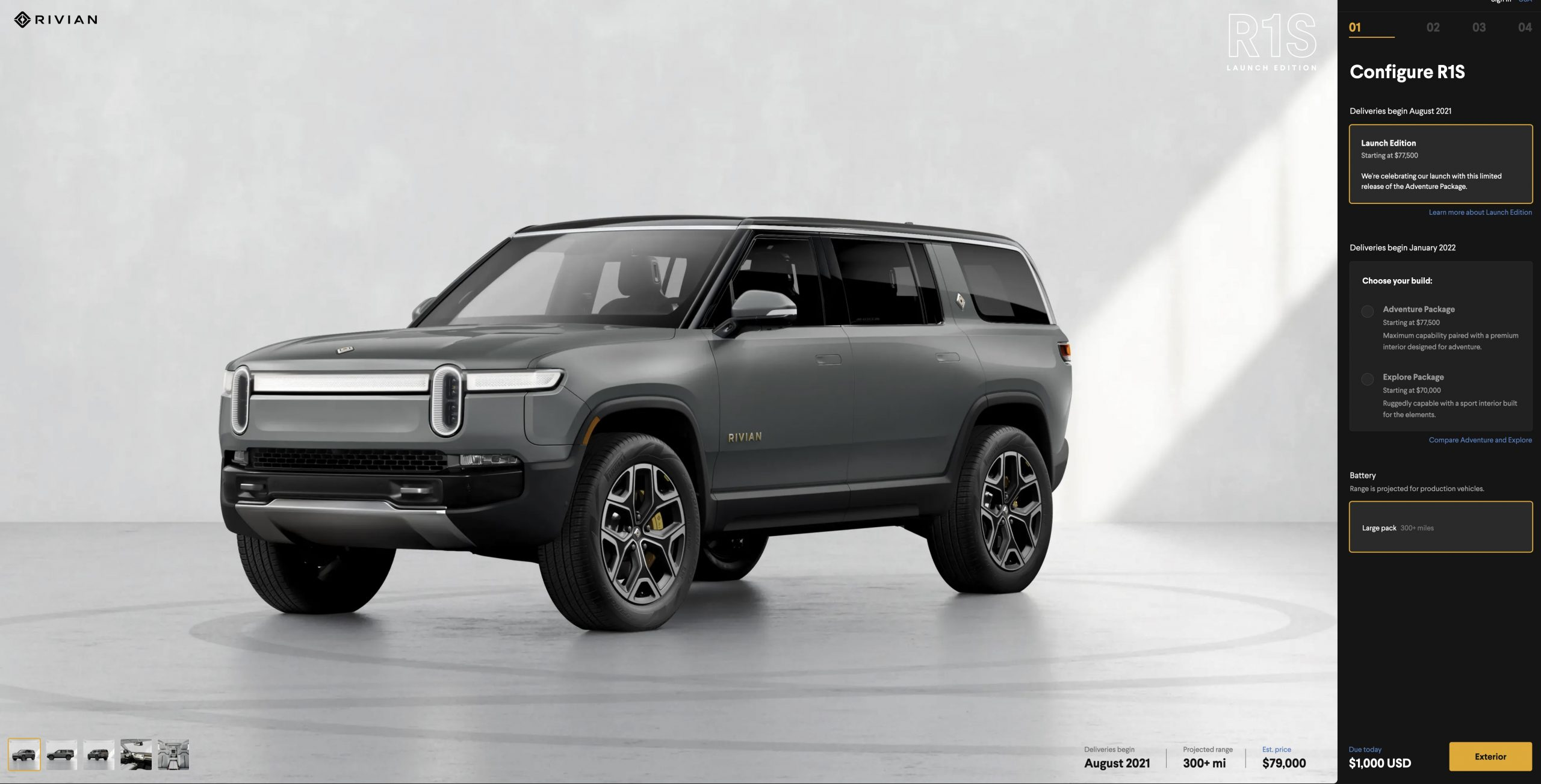 Rivian-R1T-R1S-Launch-Edition-sold-out-1