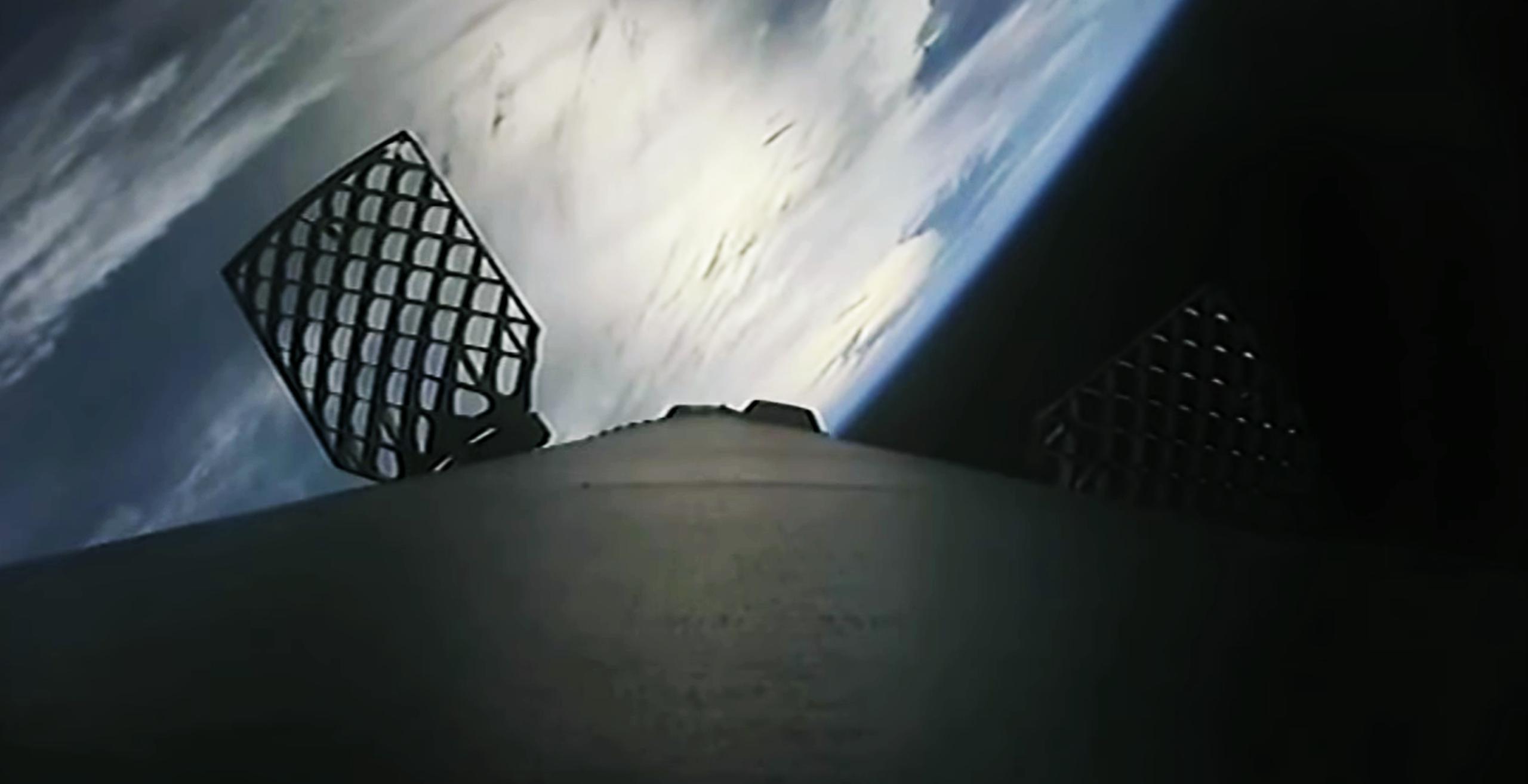 Sentinel 6A Falcon 9 B1063 SLC-4E webcast 112120 (SpaceX) booster 1 (c)